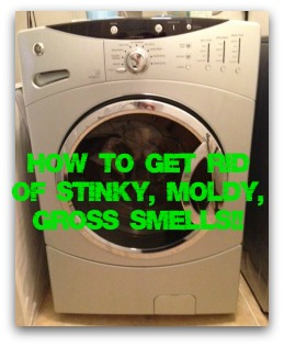 Cleaning Your Front Loading Washer The Anti Mom Blog